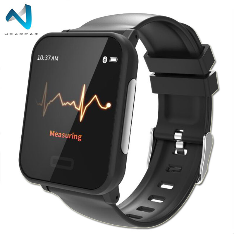 Wearpai Smart-Watches Ecg-Heart-Rate-Monitor iPhone Bluetooth Xiaomi Sport with for E33