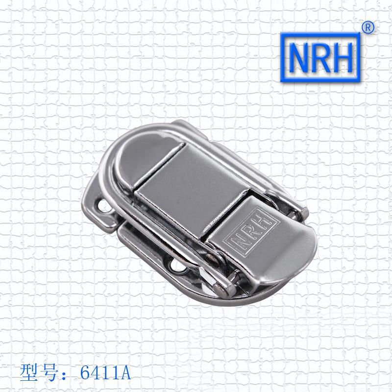 NRH 6411a стали хромом Переключить Draw защелка для портфель и чемодан 2 шт защелка переключения HASP оптовая цена
