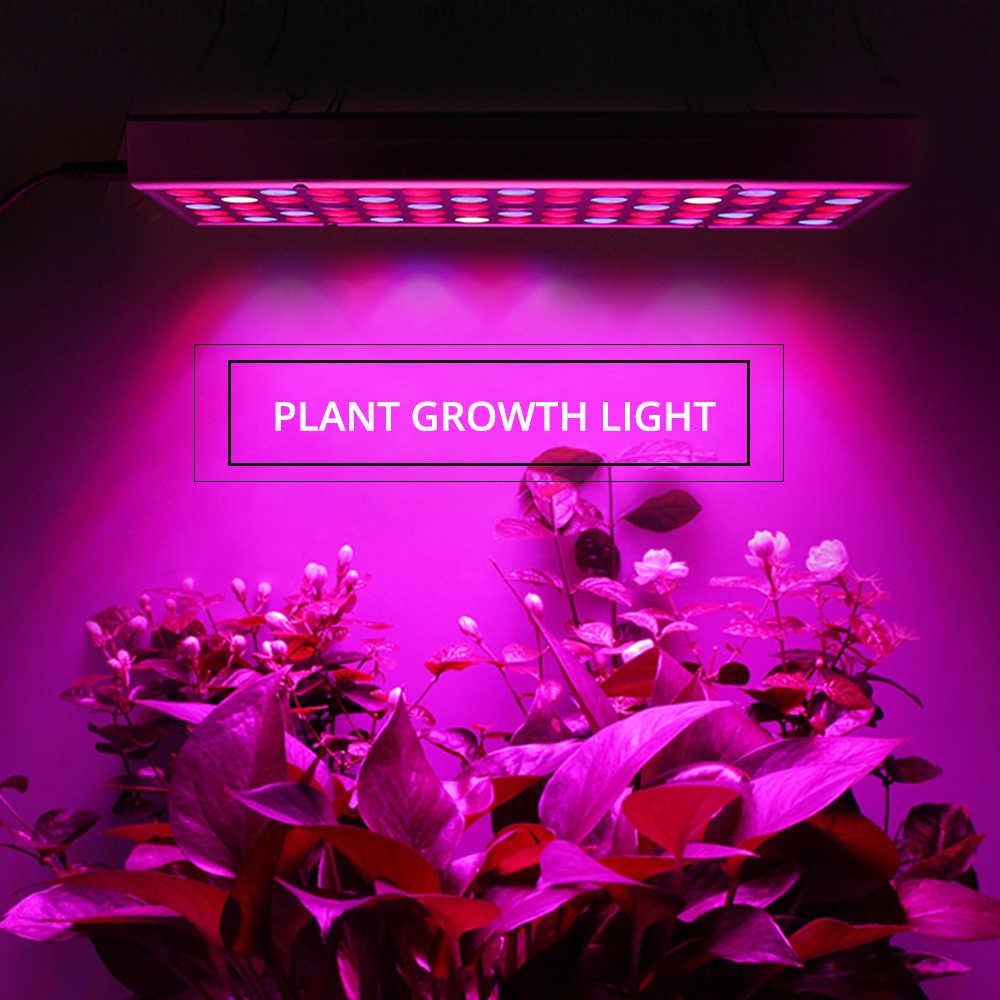 Полный спектр Панель светодиодный светать AC85 ~ 265 V 25 W 45 W растут лампы для расти палатки Box комнатных растений цветок гидро сад гидропоники
