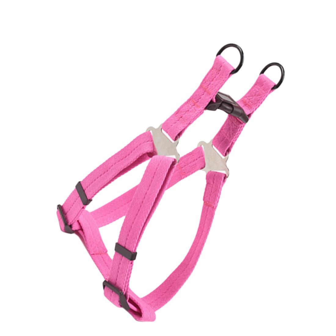 1Pc Adjustable Nylon Rope Pet Dog Puppy Cat Lead Leash Harness Walking Chest Strap Pet Lead Leash Pet Supplies