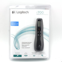 Logitech R700 2.4 GHz Remote Control Page Turning red Laser Pointers Laser Pen Presentation presenter pen Wireless Presenter