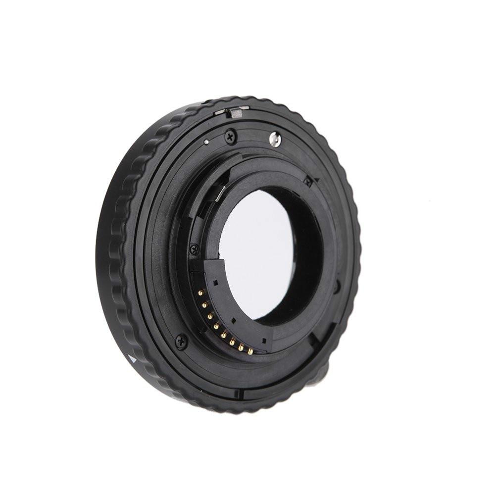 Meike N-AF1-B Autofocus D'extension Macro Anneau de Tube pour Nikon D7200 D7100 D7000 D5100 D5300 D5200 D3100 D800 D600 D300 D90 D80 - 2