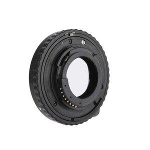 Image 2 - Meike N AF1 B אוטומטי פוקוס מאקרו Tube הארכת טבעת עבור ניקון D7200 D7100 D7000 D5100 D5300 D5200 D3100 D800 D600 D300 d90 D80