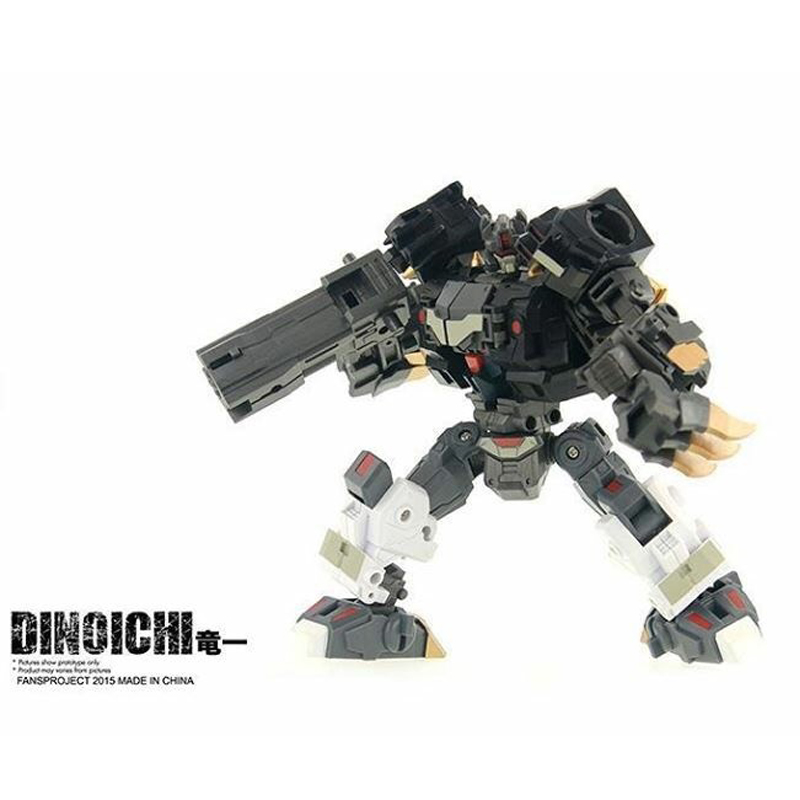 (In STOCK) Toy Fansproject FPJ Saurus RYU-OH 1 Dinoichi