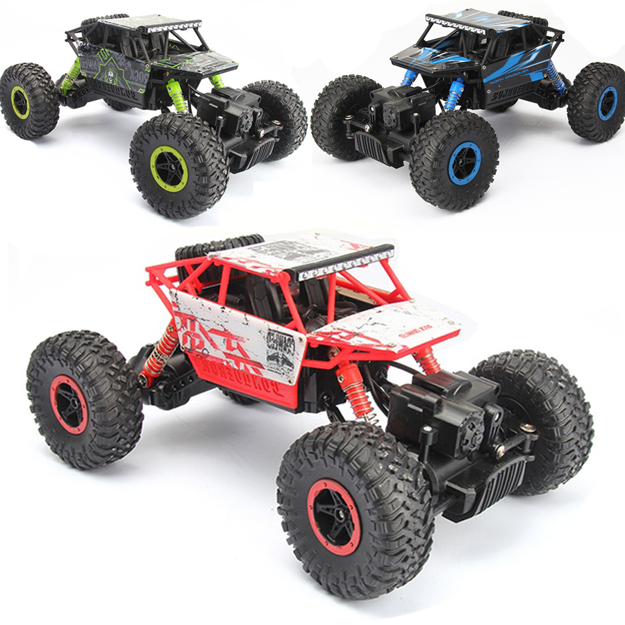 rc car 4wd remote control toys for boys rock crawler rc buggy model electric cars for