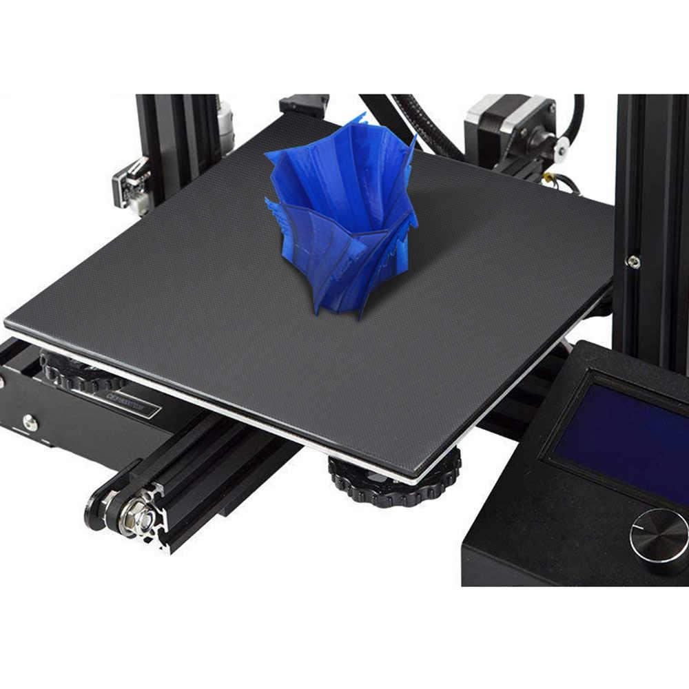 3D เครื่องพิมพ์แพลตฟอร์ม Heatbed ร้อนสร้างพื้นผิวแก้วแผ่น 220*220 มม.สำหรับ Anet A8 A6 WanHao i3 3D เครื่องพิมพ์