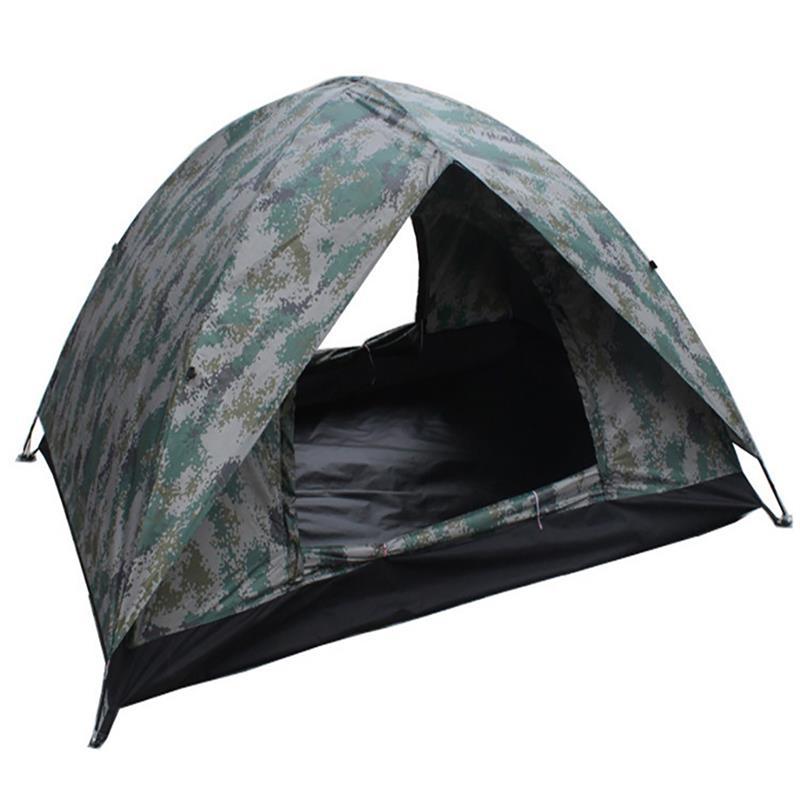 RUNACC 3-4 Person Camping Tent 3-season Backpacking Tent Double-layer Pop Up Tent with Double Door Design outdoor camping hiking automatic camping tent 4person double layer family tent sun shelter gazebo beach tent awning tourist tent