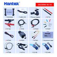 Hantek DSO3064 Kit VII Automotive Car Diagnostic Oscilloscope USB 2.0 4CH 200MS/s 60MHz Frenquency Counter LAN optional