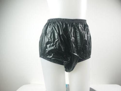 ADULT 100%EVA Incontinence PLASTIC PANTS P005-2,Size:S / M / L / XL / XXL