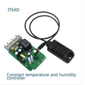 Image 4 - Sonoff Th16 Th10 przełącznik monitorowania temperatury i wilgotności WiFi termostat inteligentny przełącznik, moduł automatyki domowej za pośrednictwem Google Home