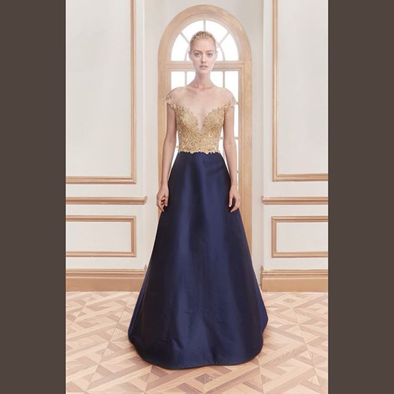Compare Prices on Dress Blue Gold Lace- Online Shopping/Buy Low ...