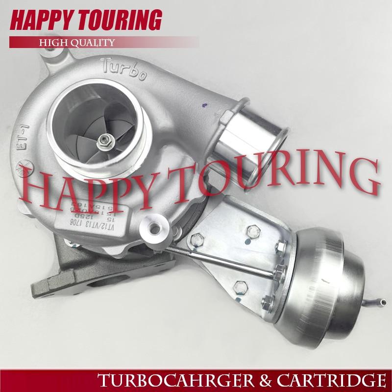 RHV5 Turbocharger Turbine For MITSUBISHI Shogun L200 Pajero 4M41 3.2DID 1515A163 VT13 VT-13 VED30012 VAD30012 1515A026 VBD30012