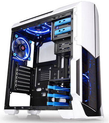 Tt Navigator Luxury Water-cooling Cool Game Chassis USB3.0 Can Be Installed With Large Board Long Graphics Card