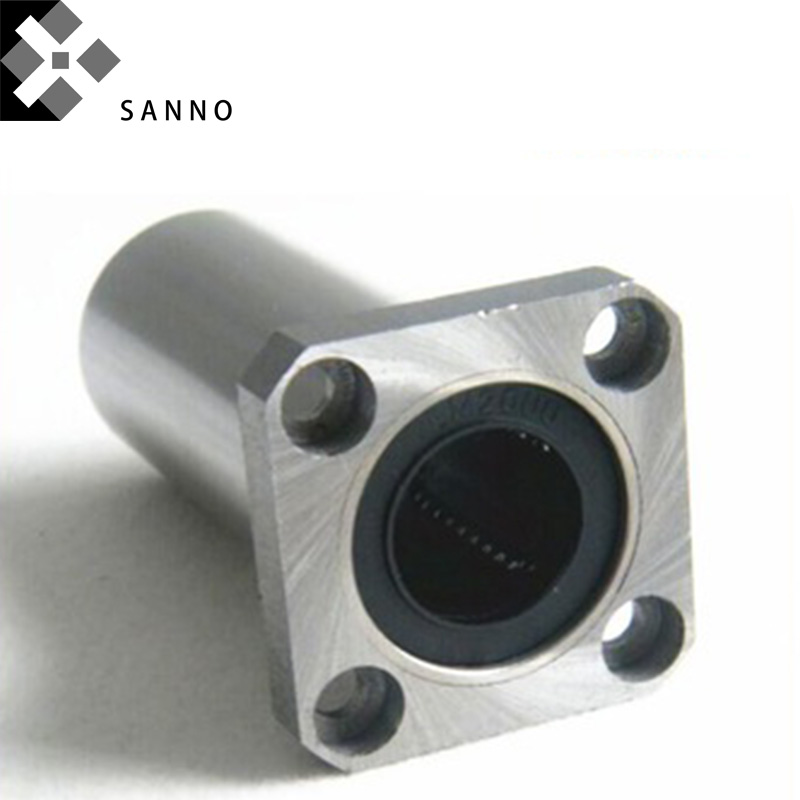 LMK50UU / LMK60UU heavy duty ball type flange mount linear bearings LMK-UU linear bush with square clamp LMK50UU / LMK60UU heavy duty ball type flange mount linear bearings LMK-UU linear bush with square clamp