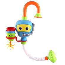 Аксессуары для ванной Waterwheel Diver облака Душ брызг воды игра для ванны Ванная комната Рано Развивающие игрушки для детей