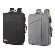 Premium Quality 15.6 Inch Laptop Casual Daypack Shoulder Travel College Anti Theft Backpack Rucksack Bag for Men