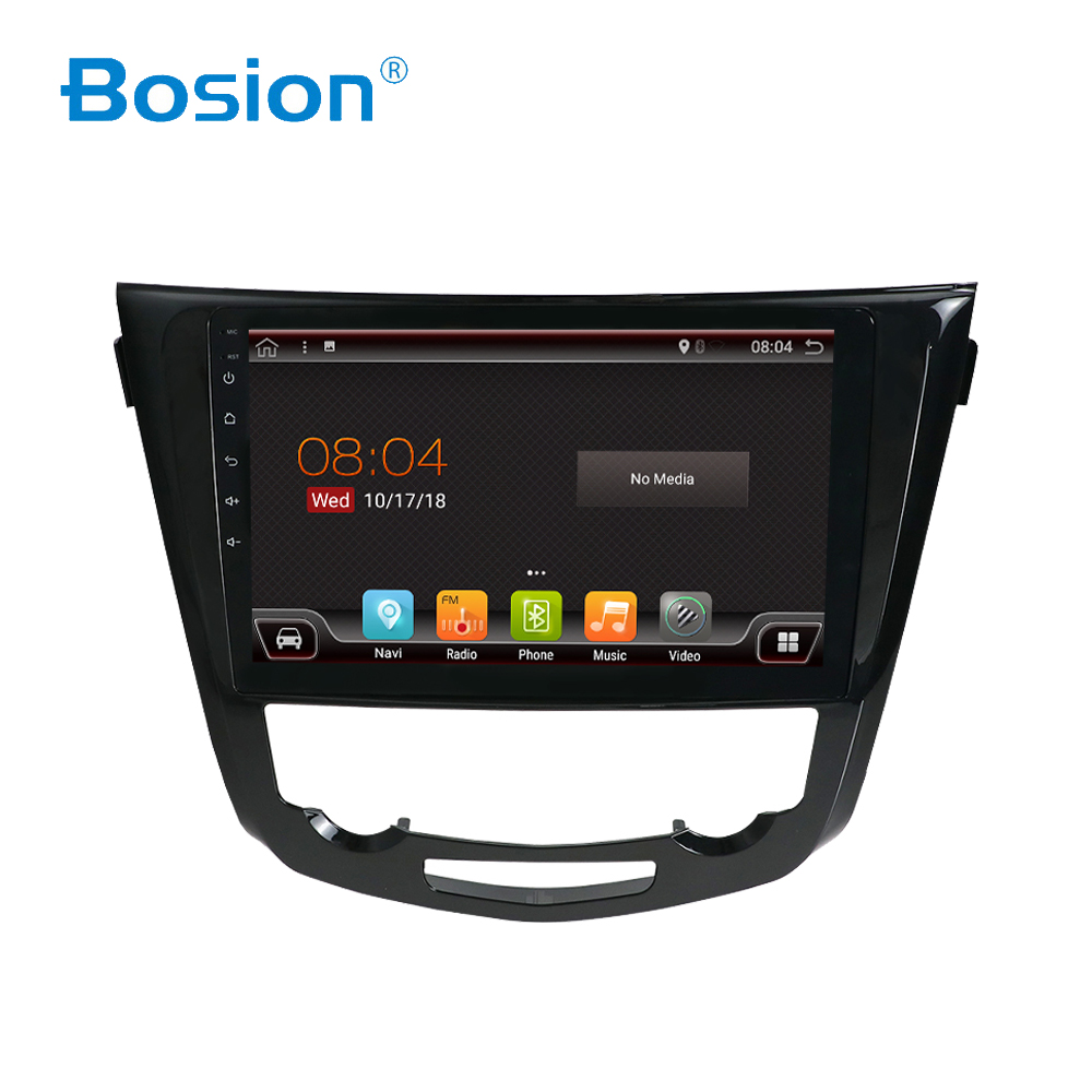 Bosion 2 din For Nissan X-trail 2014- Android 8 Autoradio Car Multimedia Player GPS Navigation Head Unit with wifi BT RDS USBBosion 2 din For Nissan X-trail 2014- Android 8 Autoradio Car Multimedia Player GPS Navigation Head Unit with wifi BT RDS USB