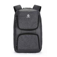 Men's Backpack with Zipper Lock Waterproof School Bags USB Laptop Backpacks Multifunction Anti thief Travel Back Packs Mochila