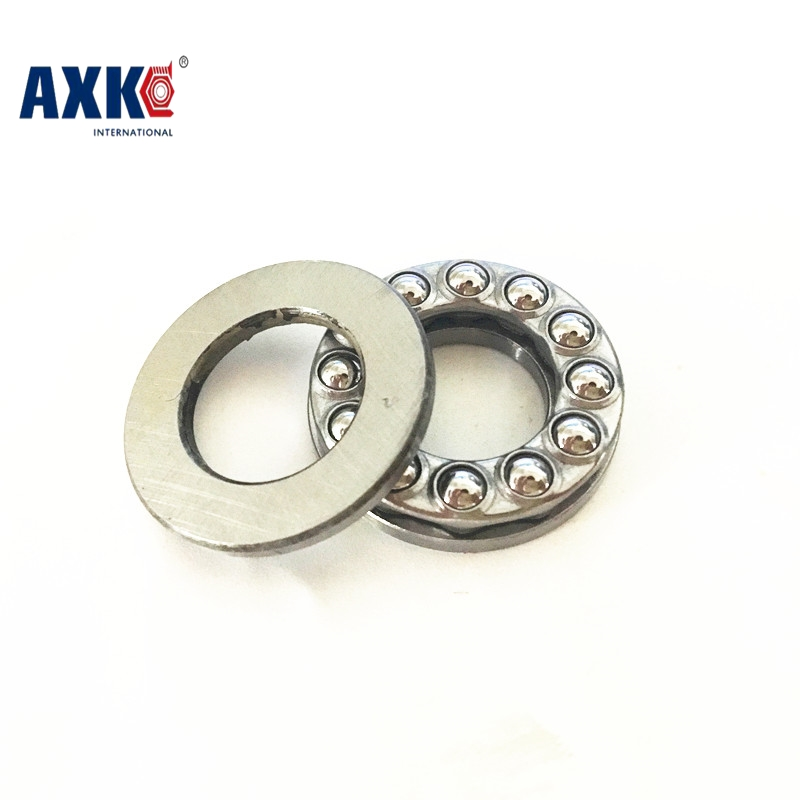 Free shipping High Quality  1Pc 51108 Axial Ball Thrust Bearing 3-Parts 40x60x13mm 51108