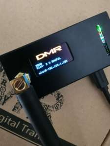 Image 2 - Modem digital retevis mmdvm, rádio amador walkie talkie montar, wi fi, hotspot, dmr, raspberry pi oled
