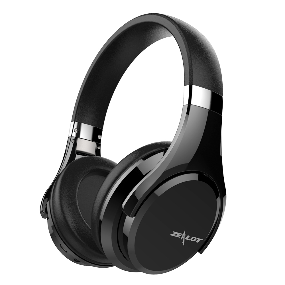купить Touch screen Wireless headphone B21 Deep Bass Portable Bluetooth Over-ear Headphones with Built-in Mic for iPhone Android дешево