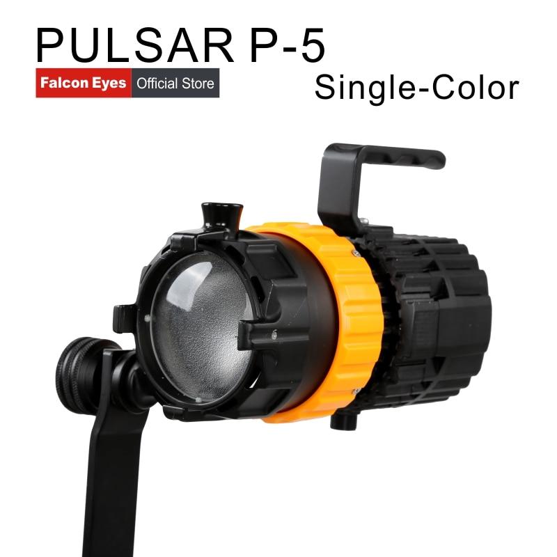 Falcon Eyes Mini Spotlight 50W fotovalgus Reguleeritav fookuse pikkus - Kaamera ja foto - Foto 1