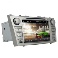 Pure Android 4 4 HD 2 Din 8 Car DVD Player For Toyota Camry 2007 2011