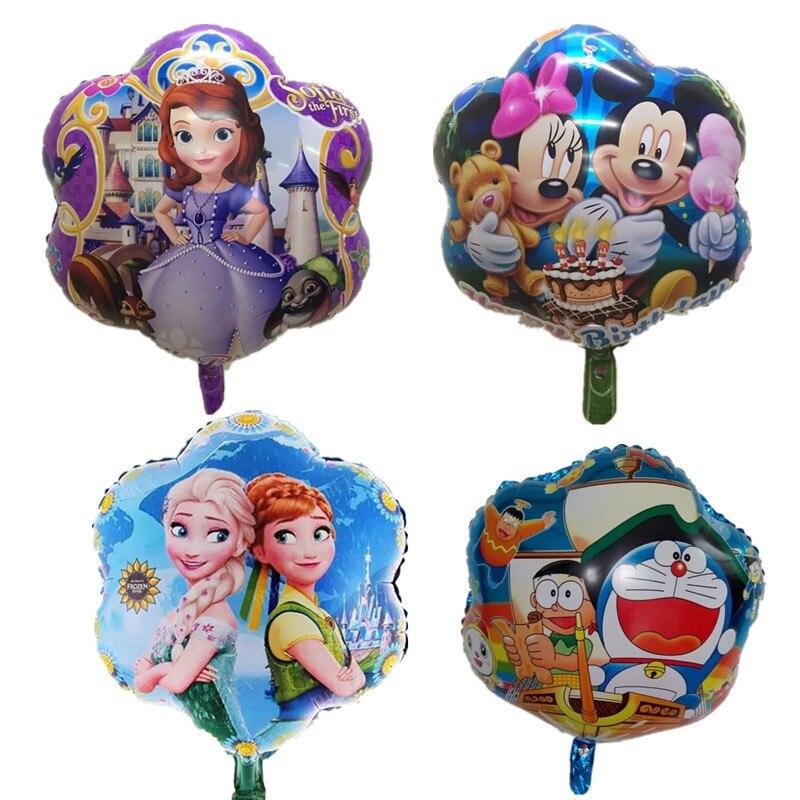 wholesale Cartoon foil balloons helium balloon decoracao Kids inflatable classic