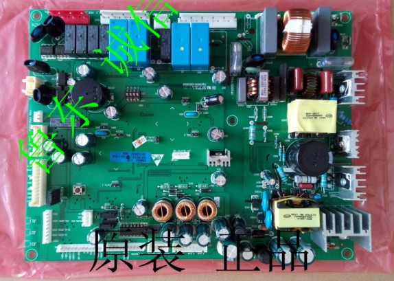 Haier refrigerator main control board power supply board 0061800052 applicable BCD-536WBCA, -536 95% new for haier refrigerator computer board circuit board bcd 198k 0064000619 driver board good working