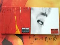 Signed SHINEE Lee Taemin Autographed Mini2nd Album Move K POP 102017