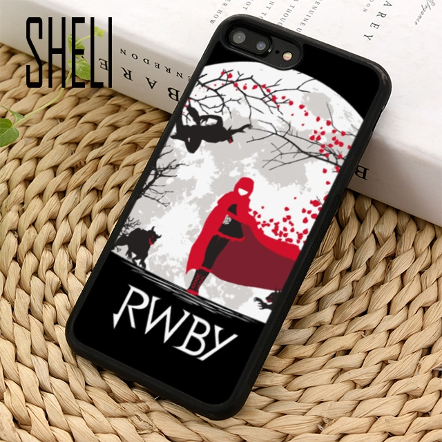 Team RWBY 2 iphone case