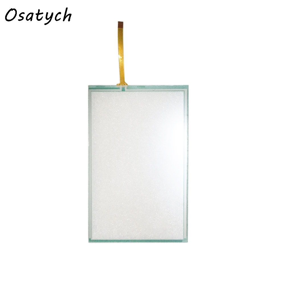 New 8.5Inch 5Wire Resistive Touch Screen Panel for KTP085B Touch Panel Glass 17inch resistive touch screen panel 382 2x239 5mm 5wire usb driver board kit for 17 monitor