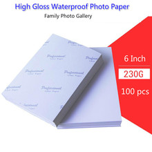 A5 3R 4R 5R A3 A4 200sheets Photographic Paper Glossy Printing Printer Photo Color Coated For Home