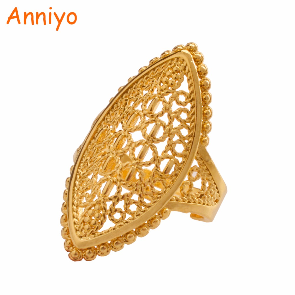 African Wedding Gifts: Anniyo Fashion Ethiopian Ring Of Wedding Gift,Arab Middle