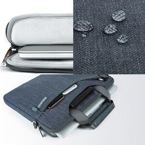 """Image 3 - Новая сумка для ноутбука Gearmax для xiaomi mi notebook air 12,5, наплечный чехол для ноутбука xiaomi air 13, чехол для ноутбука 12 """"13,3"""" для мужчин"""