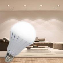Перезаряжаемый аварийный светодиодный светильник Buld светодиодный энергосберегающий Интеллектуальный затемняющий аварийный светильник для дома