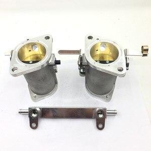 Image 4 - SherryBerg FAJSคันเร่ง45IDA Throttle Bodiesเปลี่ยน45มม.Weber Dellorto Carb Fit 1600ccหัวฉีด (ไม่รวมหัวฉีด)