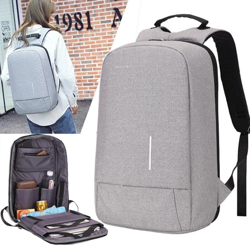 2e449c714cec Купить Большой емкости мужской рюкзак для ноутбука с светоотражающей ...