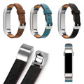 Новое Прибытие 3 Цвета Из Натуральной Кожи Ремешок Для Часов Замена Ремешок Для Альта Fitbit Tracker S/L Размер Браслет Высокого Качества