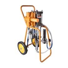 Безвоздушного Портативный мощность безвоздушного Электрический распылителя краски с распылителем поршень покрасочная GP1234