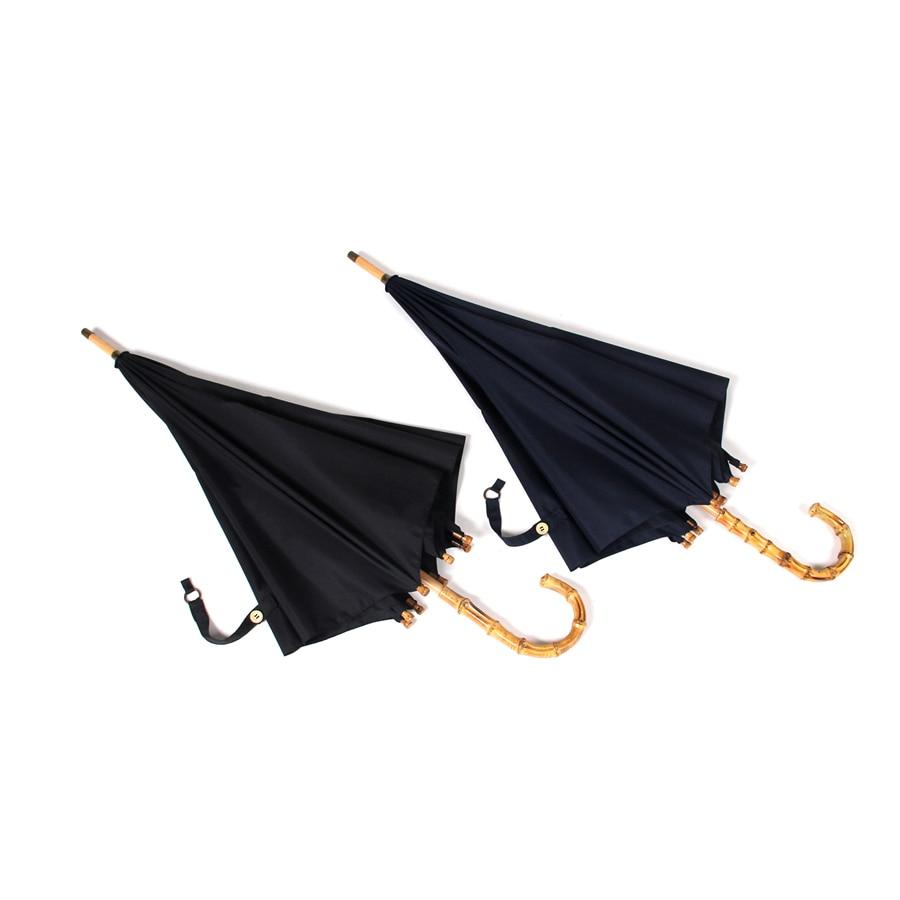 Grande poignée Creative ensoleillé parapluie pluie coupe-vent ombre parapluie poche Parasol Jardin fait main Parasol pluie parapluies 80D0333