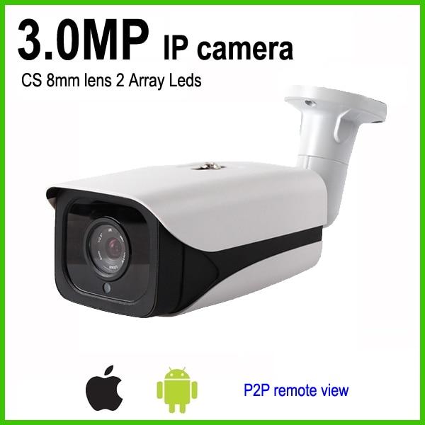 HD 3mp IP camera onvif p2p cctv network surveillance security support motion sensor top 10 cctv cameras 2mp 1080p hd ip security camera p2p ip network camera varifocal len made in china security camera