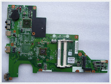 Free shipping Laptop Motherboard Mainboard For HP CQ43 CQ57 653985-001 Tested ok