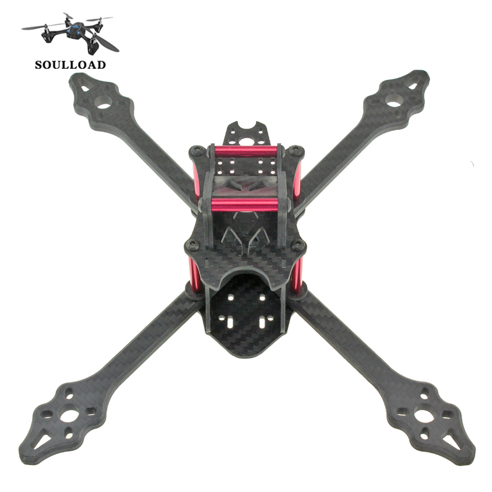 Vx210 V2 210mm Black Crow 210 Carbon Fiber Mini Frame Foldable Kit With Parallel Circuit Board Pcb 280 Quadcopter Four Axis Multi Fpv Indoor Racing Drone In Parts Accessories From Toys