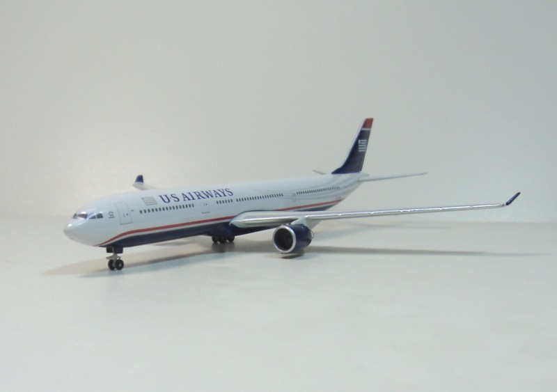 1:500 US AIRWAYS A330-300 Herpa American Airlines aircraft model N273AY игрушечная техника и автомобили 16 airbus 330 a330 airways w air aeroflot a330 airlines