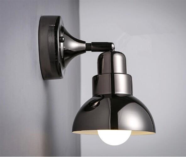 Modern minimalist  iron LED wall lamps for living room bedroom aisle,can adjust the direction of the light,Bulb Included накидной прямой ключ king tony 11х13 мм 19b01113