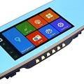 A07 Android 4.4.2 5.0 polegada Tela de Toque 1080 P Full HD DVR do carro Câmera Dupla Espelho Retrovisor Suporte GPS WIFI FM transmissor