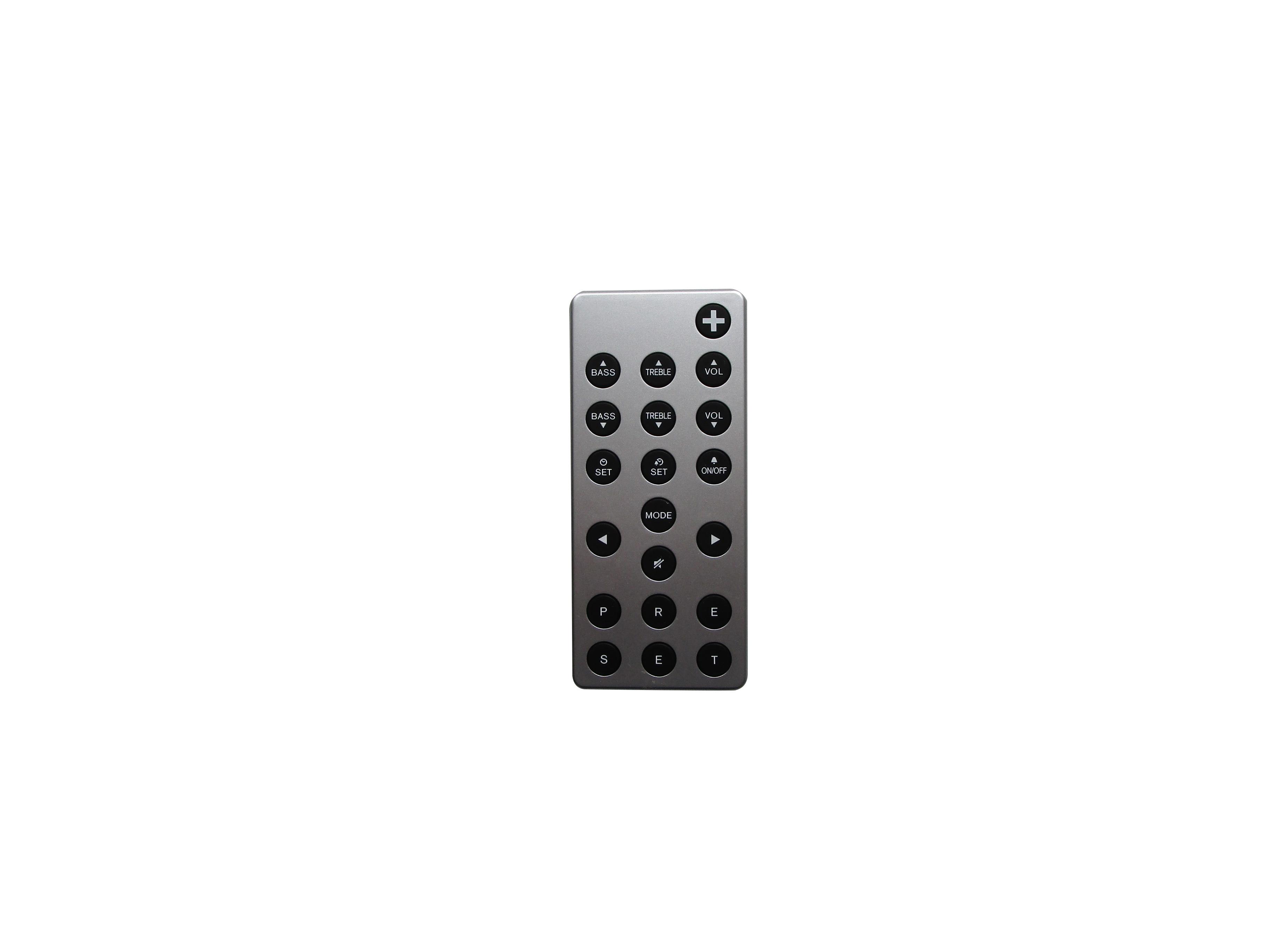 Control remoto genuino para Geneva sistema de sonido Bluetooth Modelo S DAB Auto 2/4 Puerta de control remoto de entrada sin llave de bloqueo Central Kit Universal Kit Central remoto de coche cerradura de la puerta sistema de entrada sin llave