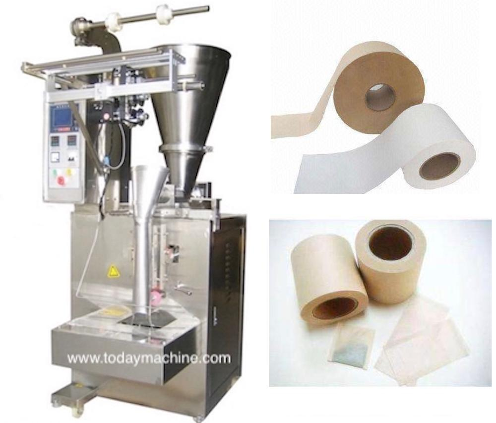 automatic coffee powder packing machine for filter paper drip bag with