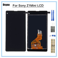 4.3 Inch Display for SONY Xperia Z1 Compact LCD Touch Screen Digitizer for SONY Xperia Z1mini LCD D5502 D5503 M51W Touch Display